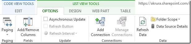 SharePoint Designer 1